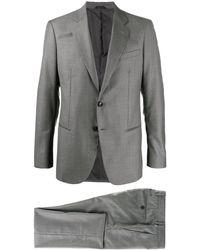 Giorgio Armani Zweiteiliger Anzug - Grau