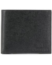 Church's フラップ財布 - ブラック