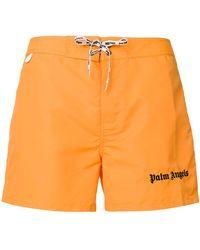 Palm Angels - Classic Design Beachwear - Lyst
