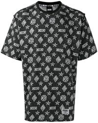 KTZ ロゴジャガード Tシャツ - ホワイト