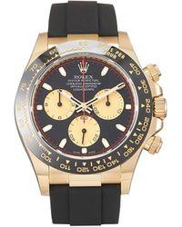 Rolex Pre-owned Cosmograph Daytona Horloge - Zwart