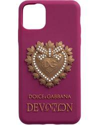 Dolce & Gabbana Iphone 11 Pro Max Hoesje - Meerkleurig
