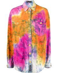 Versace Denim Shirt - Oranje