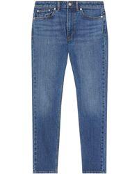 Burberry Skinny Jeans - Blauw