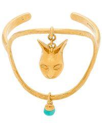Givenchy - Cat Charm Bracelet - Lyst