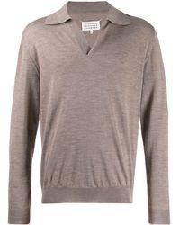 Maison Margiela カラーセーター - ブラウン