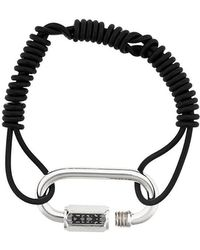KTZ - Coil Twisted Bracelet - Lyst