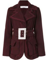 Dior Пиджак Pre-owned - Многоцветный