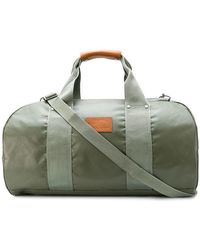e6c5e1275 Rounded Holdall - Green