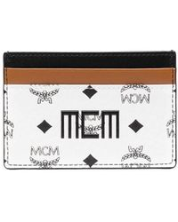 MCM Portacarte con stampa - Multicolore