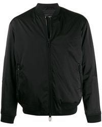 Emporio Armani - ロゴ ボンバージャケット - Lyst
