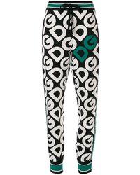 Dolce & Gabbana Спортивные Брюки С Логотипом Dg - Черный