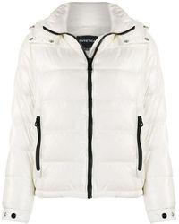 Duvetica Nu Scorpii Puffer Jacket - White