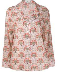 Liberty Estella + Poppy Florence Pajama Set - Pink
