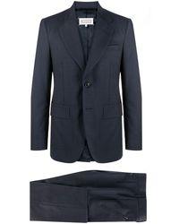 Maison Margiela ツーピース スーツ - ブルー