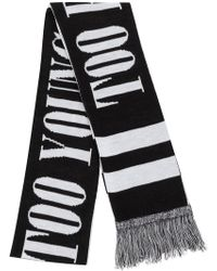 Neighborhood - Too Young Scarf - Lyst