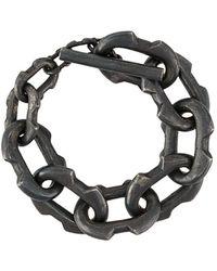 Parts Of 4 Bracelet de cheville en chaîne Deco - Multicolore