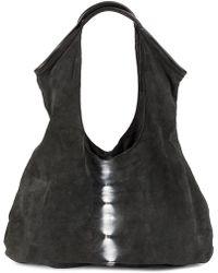 Numero 10 - Sprayed Detail Shoulder Bag - Lyst