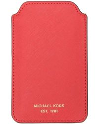 MICHAEL Michael Kors Iphone 5 ケース - レッド