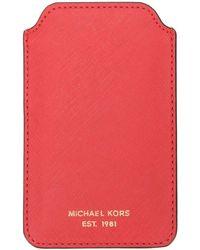 MICHAEL Michael Kors Iphone 5 Case - Red
