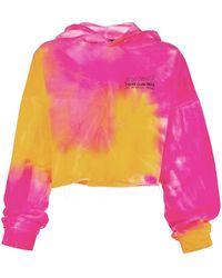 MISBHV Sweater Met Tie-dye Print - Roze