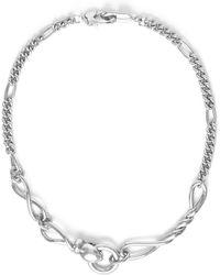 CAPSULE ELEVEN Symbols Halskette - Mettallic