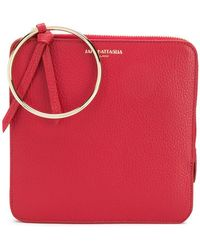 Sara Battaglia - Squared Bracelet Bag - Lyst