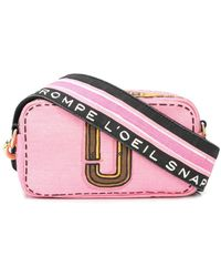 Marc Jacobs Crossbodytas - Roze