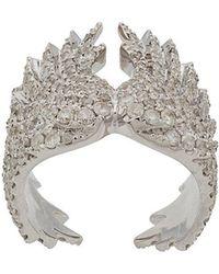 Elise Dray - Embellished Ring - Lyst