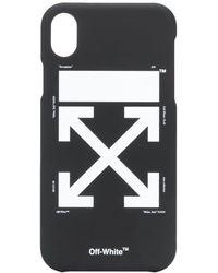 Off-White c/o Virgil Abloh ロゴ Iphone Xr ケース - マルチカラー