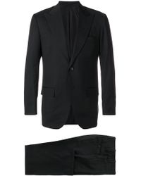 Kiton | Single Breasted Suit | Lyst
