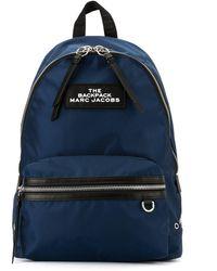 Marc Jacobs Большой Рюкзак - Черный