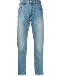 Levi's Jeans taglio straight 501 Original - Blu