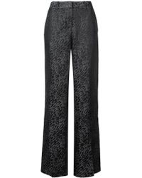 Equipment - Arwen Leopard Print Trousers - Lyst