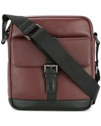 Cerruti 1881 - Buckled Messenger Bag - Lyst