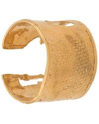 Alighieri The Woven History Cuff - Metallic