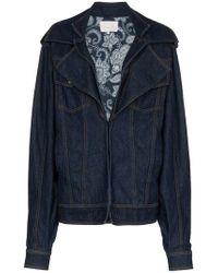 Johanna Ortiz - It's All Good Oversize Jacket - Lyst