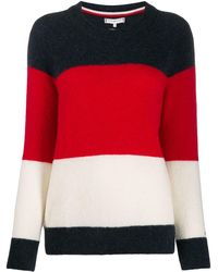 Tommy Hilfiger - Maglione a righe - Lyst