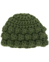 P.A.R.O.S.H. - Knitted Beanie Hat - Lyst