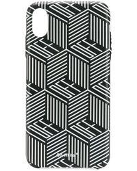 Off-White c/o Virgil Abloh - ロゴ Iphone Xs Max ケース - Lyst