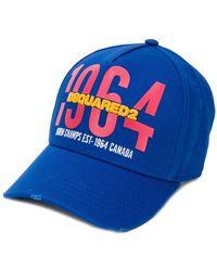 e24345a1e524a3 Men's DSquared² Hats - Lyst