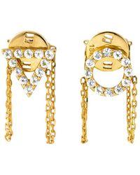Eshvi | 'december' Earrings | Lyst