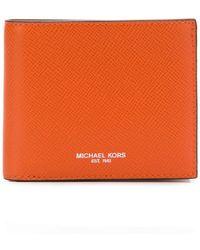 9ac3fe15c6ebb Lyst - Michael Kors  bryant  Wallet in Blue for Men
