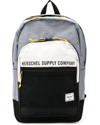 Herschel Supply Co. Zaino con tasche - Grigio