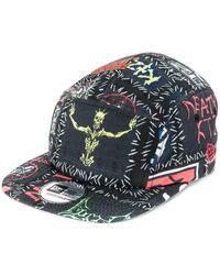 KTZ 'New Era Monster' Baseballkappe - Schwarz