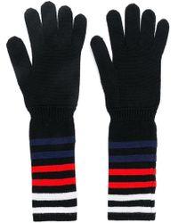 Sonia Rykiel - Striped Gloves - Lyst