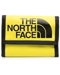 The North Face Кошелек С Логотипом - Желтый