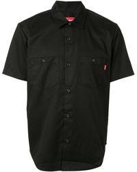 Supreme Michael Jackson Work Shirt - Black