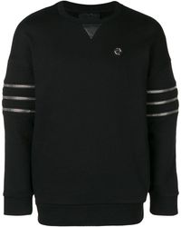 Philipp Plein ロゴ スウェットシャツ - ブラック