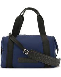Dolce & Gabbana Travel Holdall - Blue